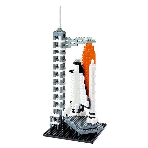 Nanoblock - Space Center ST