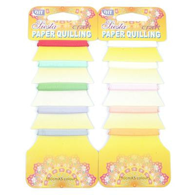 Frilled Quilling Paper 6mm