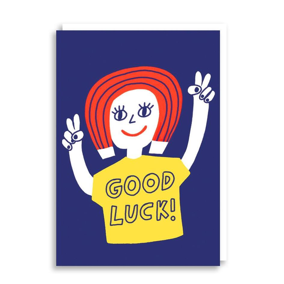 Cachetejack Card Good Luck