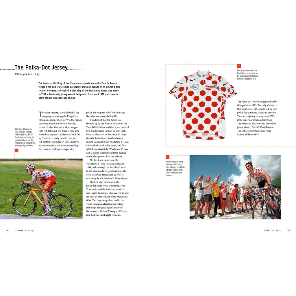 981a80093 ... Cycling Jerseys  Iconic Designs and the Stories that Made Them ...