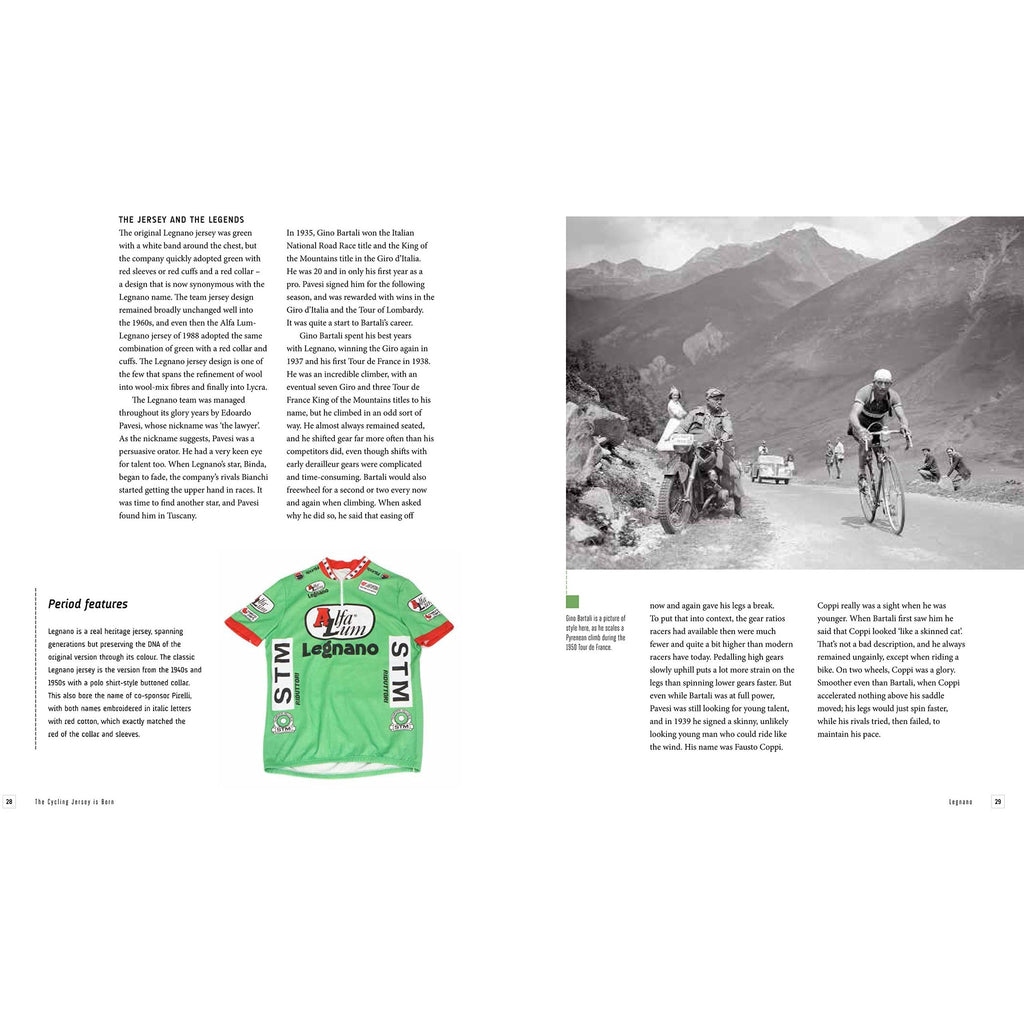 9e5a7fd9a Cycling Jerseys  Iconic Designs and the Stories that Made Them ...