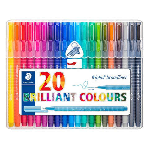 Triplus Broadliner - Set of 20