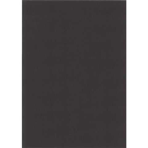 Black Card A4 240gsm - Pack of 8 sheets