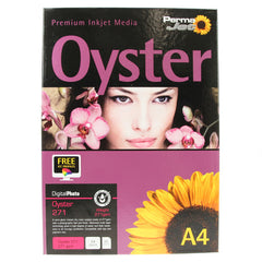 A4 PermaJet Digital Photo Paper 271 Oyster - 271gsm - 25pk
