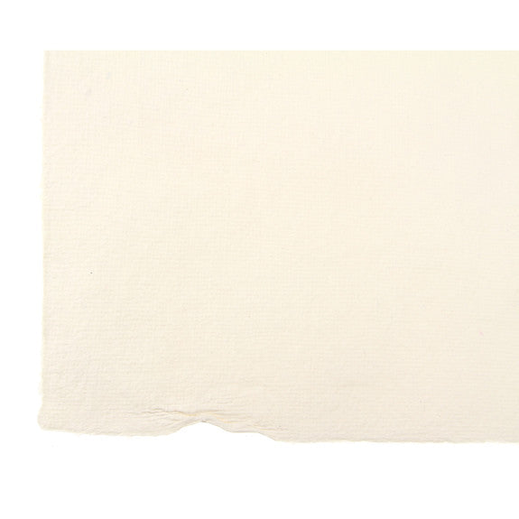 White Rag Paper 320 gsm - 56 x 76cm - Rough