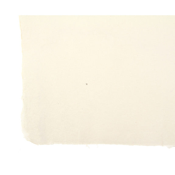 White Rag Paper 320 gsm - 56 x 76cm - Smooth