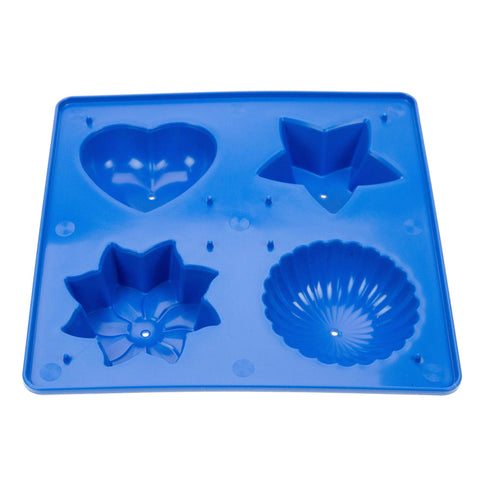 Candle Tray Mould 4 Designs