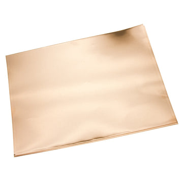 Medium Copper Foil - 300 x 215mm - 2pk