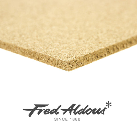 Fred Aldous Cork Sheet A3 x 6mm