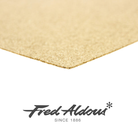 Fred Aldous Cork Sheet A4