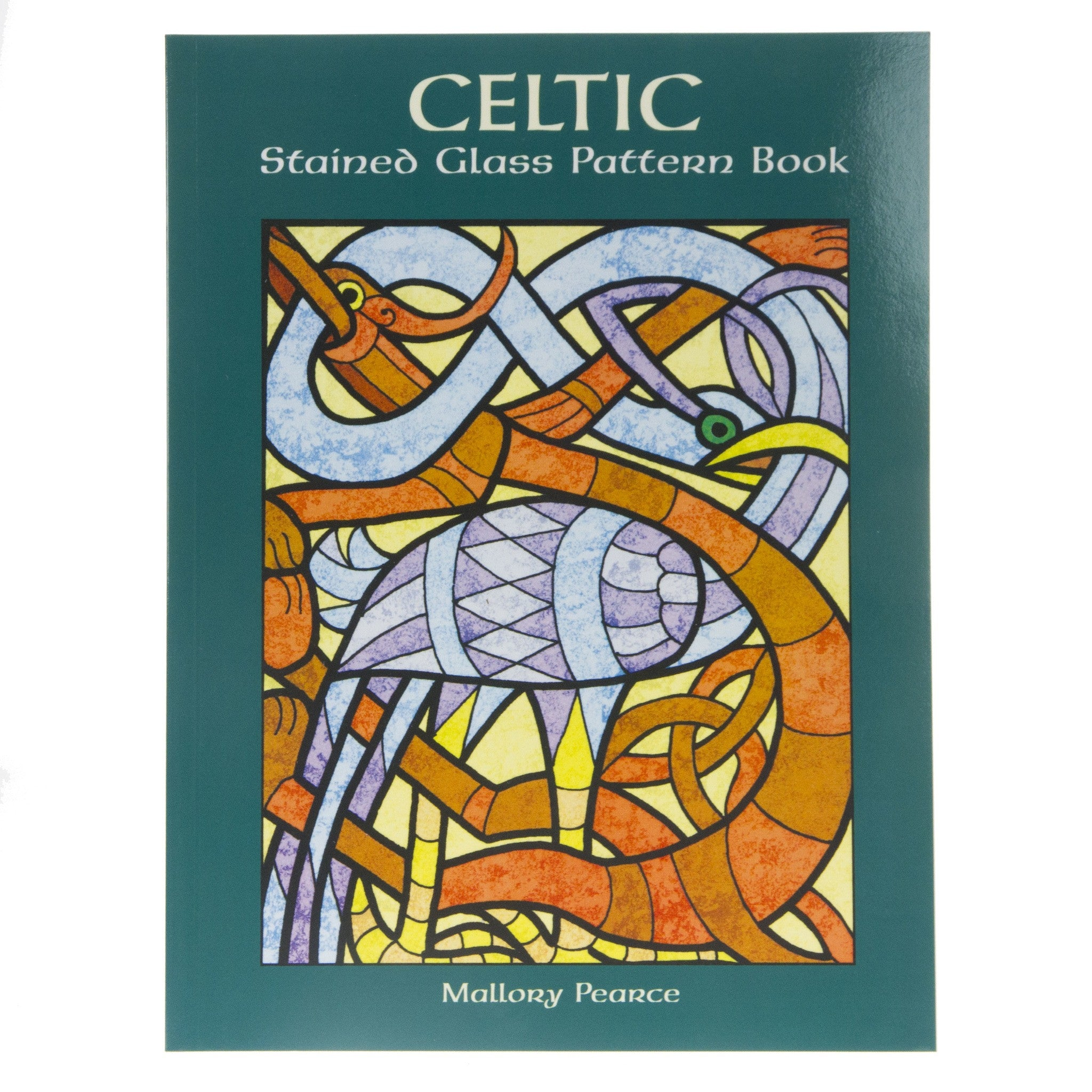 Celtic Stained Glass Pattern Book – Fred Aldous