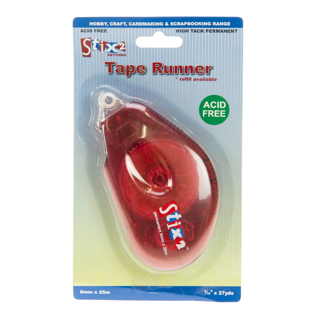 Stix 2 Tape Runner 8mm x 25m
