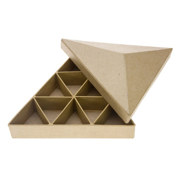 Decopatch Triangular Box