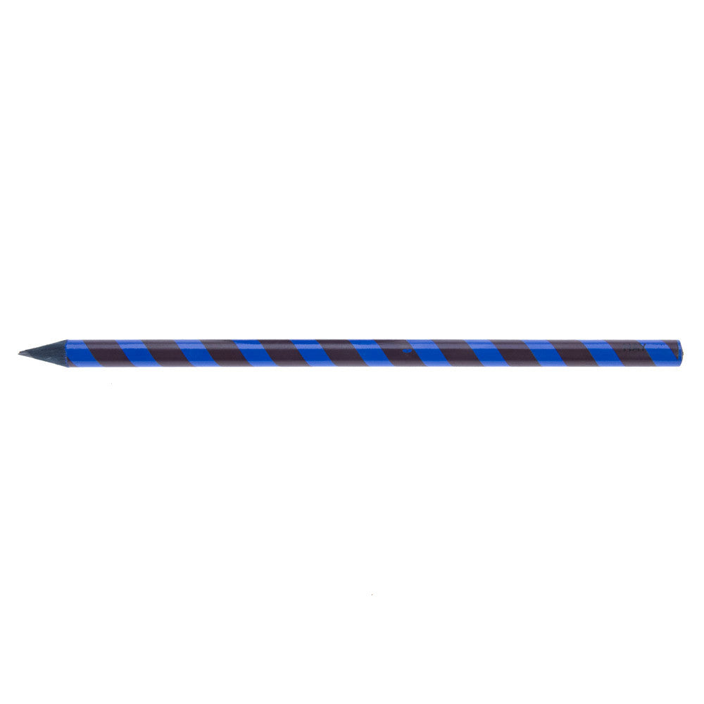 HAY Pencil - Royal Blue & Wine Red