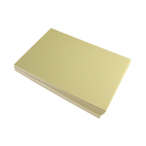 "Mount Board Self Adhesive - 10 x 15cm (4"" x 6"") - Pack of 10 sheets"