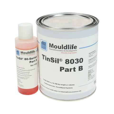 Starter Tinsil 80-30 Silicone Rubber (1.1KG)