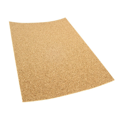 Cork Sheet A4 Pack Self Adhesive, 210 x 297mm x 1.5mm thick