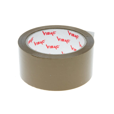 Tan Packing tape 48mm x 66m