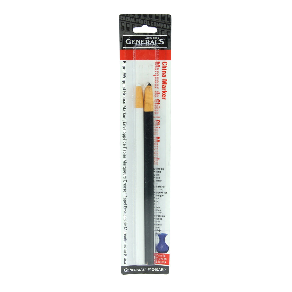 China Marker Multi-Purpose Grease Pencils 2 Pk