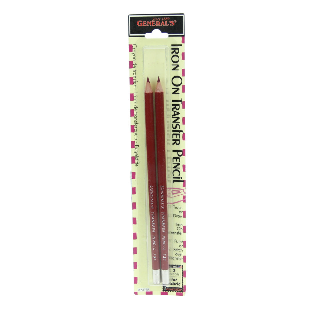 Heat Transfer Pencil - 2pk