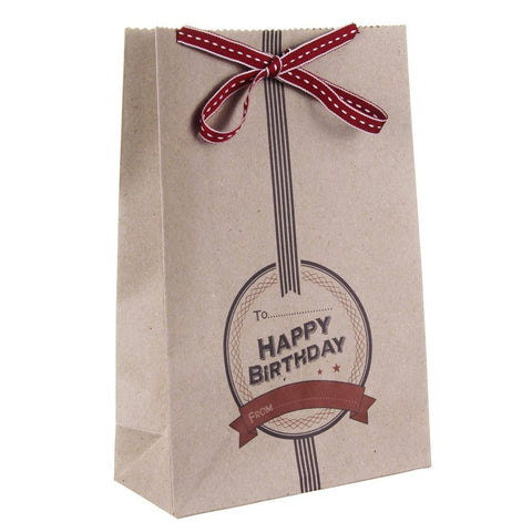 East of India - Gift Bag Birthday