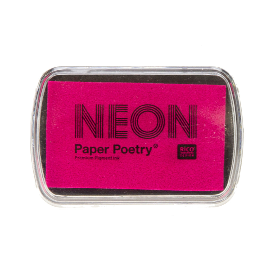 Rico - Neon Ink Pad - Pink