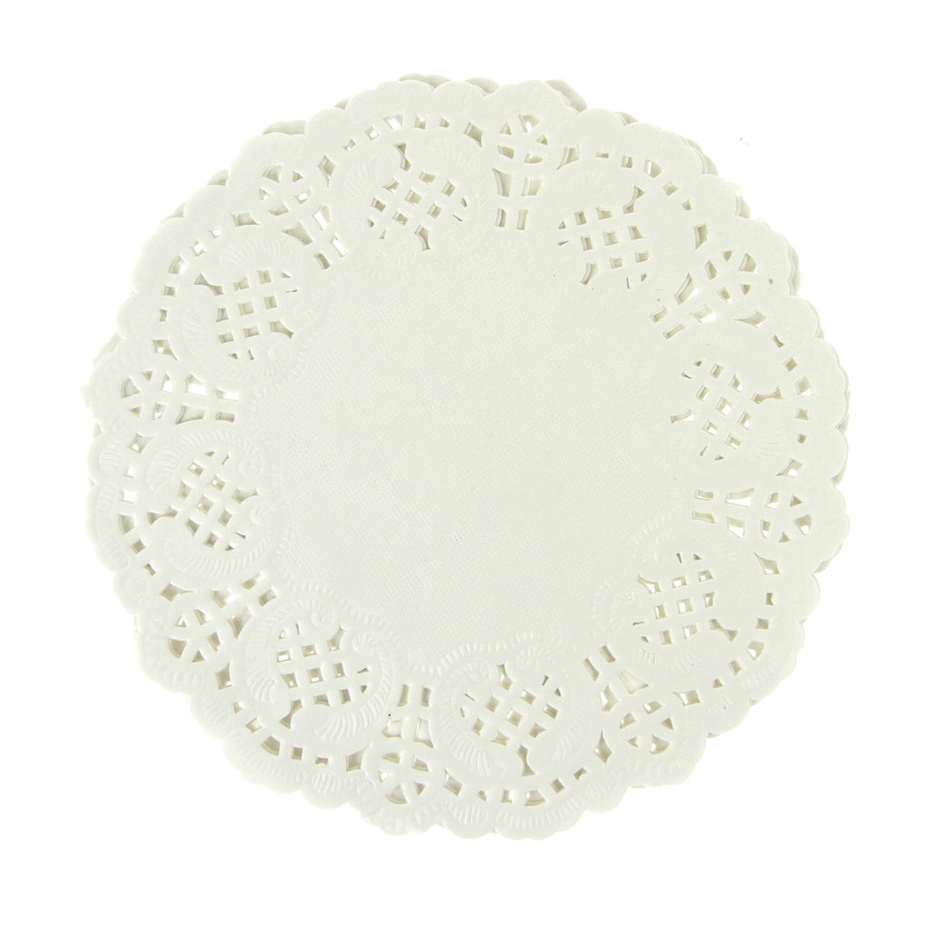 Rico - Lace Paper Round - Big