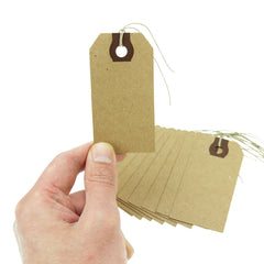 Rico - Craft Paper Tags I