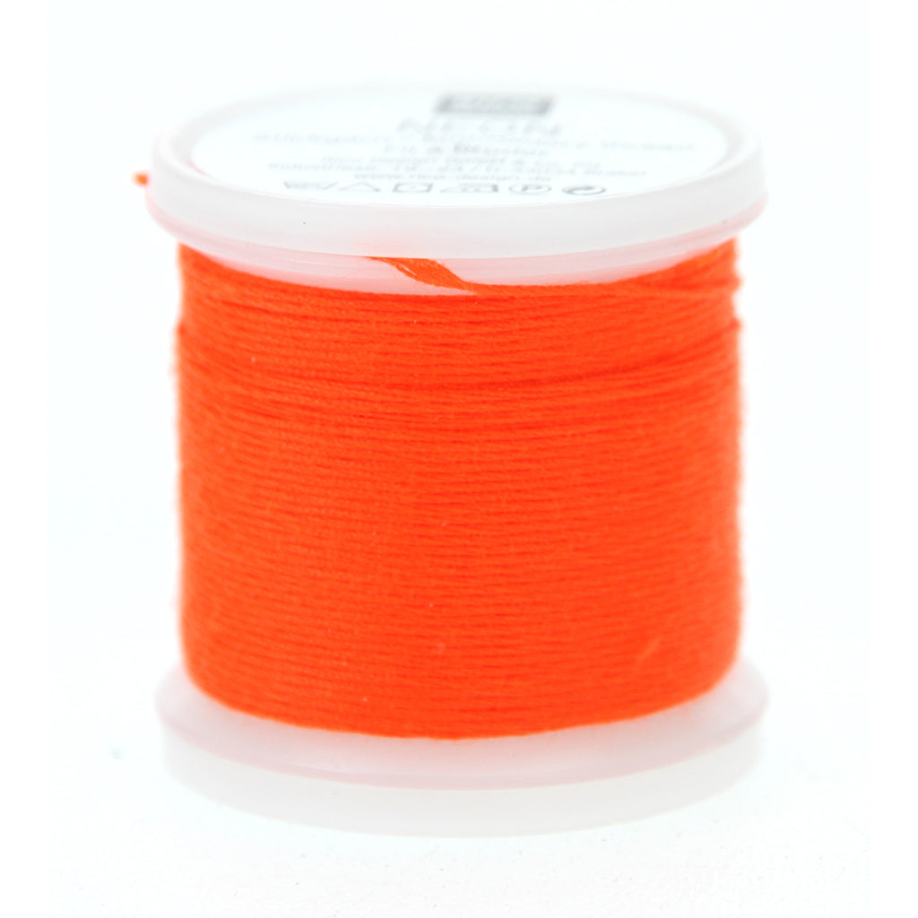 Rico - Embroidery Thread Neon Red
