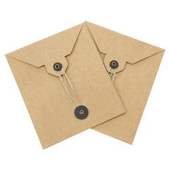 Rico - Craft Paper Envelopes pk2