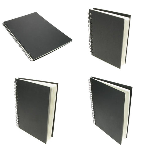 FA Sketchbook Spiral Bound Long Edge