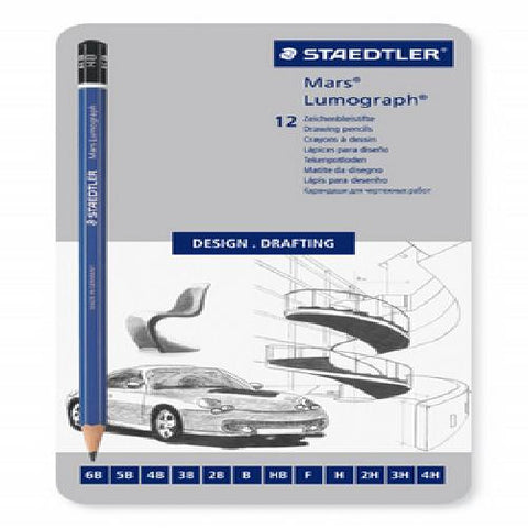Lumograph Pencil 12 Set