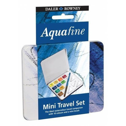 Daler Aquafine Mini Travel Set
