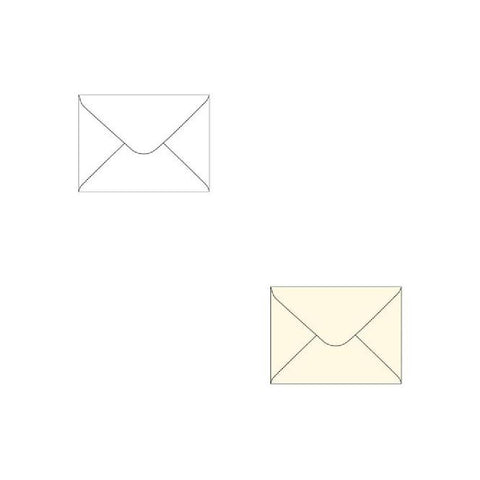 Card Blanks and Envelopes – Fred Aldous