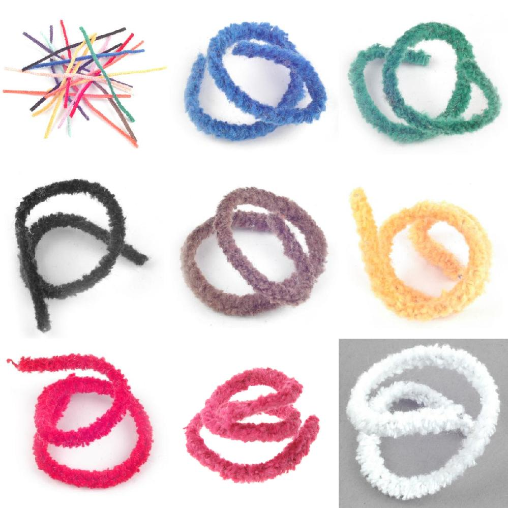 Pipecleaners Packs of 20