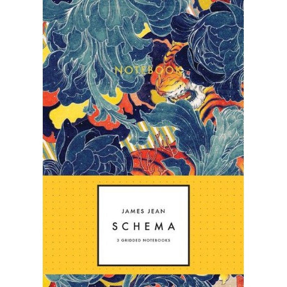 James Jean: Schema Notebook Collection