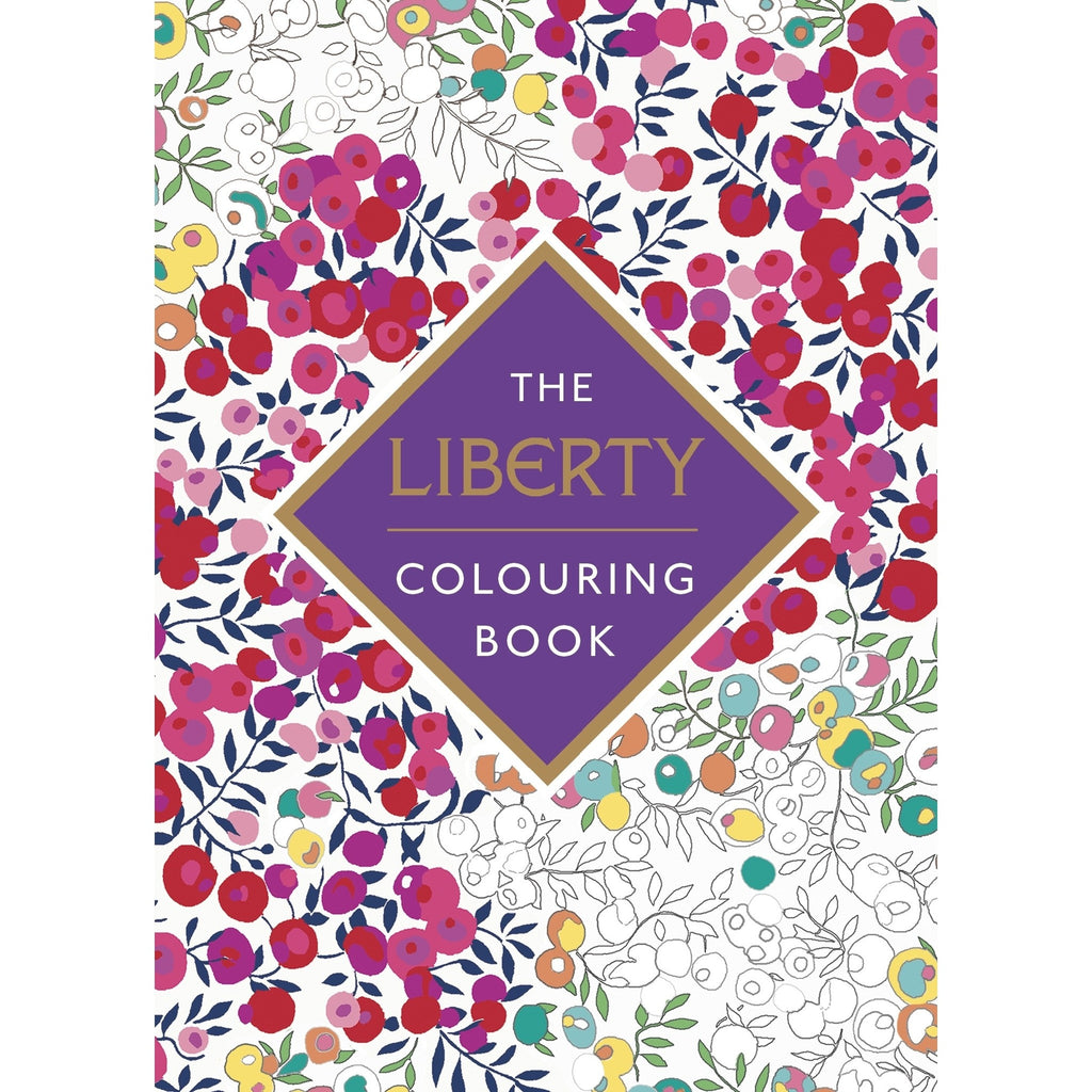 Liberty Colouring Book