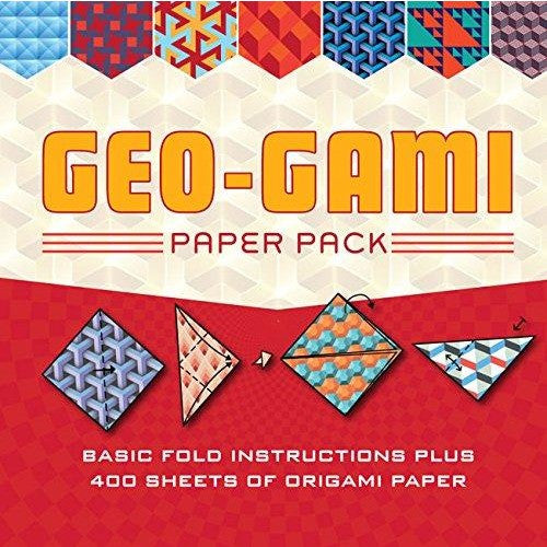 Geo Gami Paper Pack Fred Aldous