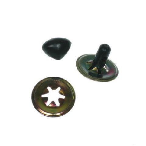 Safety Nose Cat 13mm 10 Pk