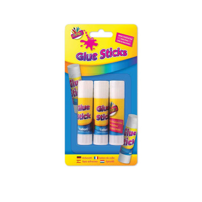 3 x 8g glue sticks