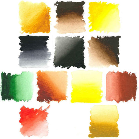 W&N - Cotman Water Colour Half Pan