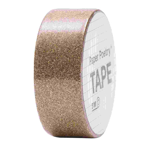 Rico - Glitter Tape Copper