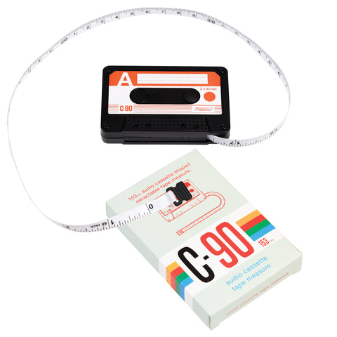 Audio Cassette Tape Measure