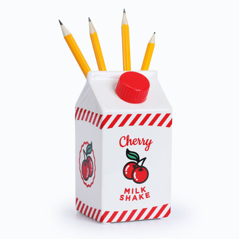 Cherry Pen Pot