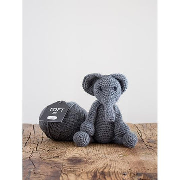 Ruby Elephant Crochet Kit by Wool Couture | 360x360