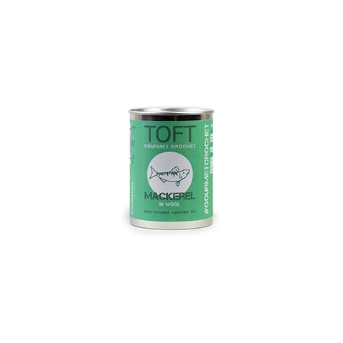 TOFT Mackerel in a tin