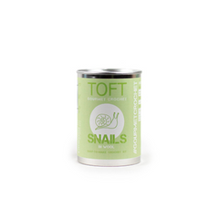 TOFT Snails in a tin
