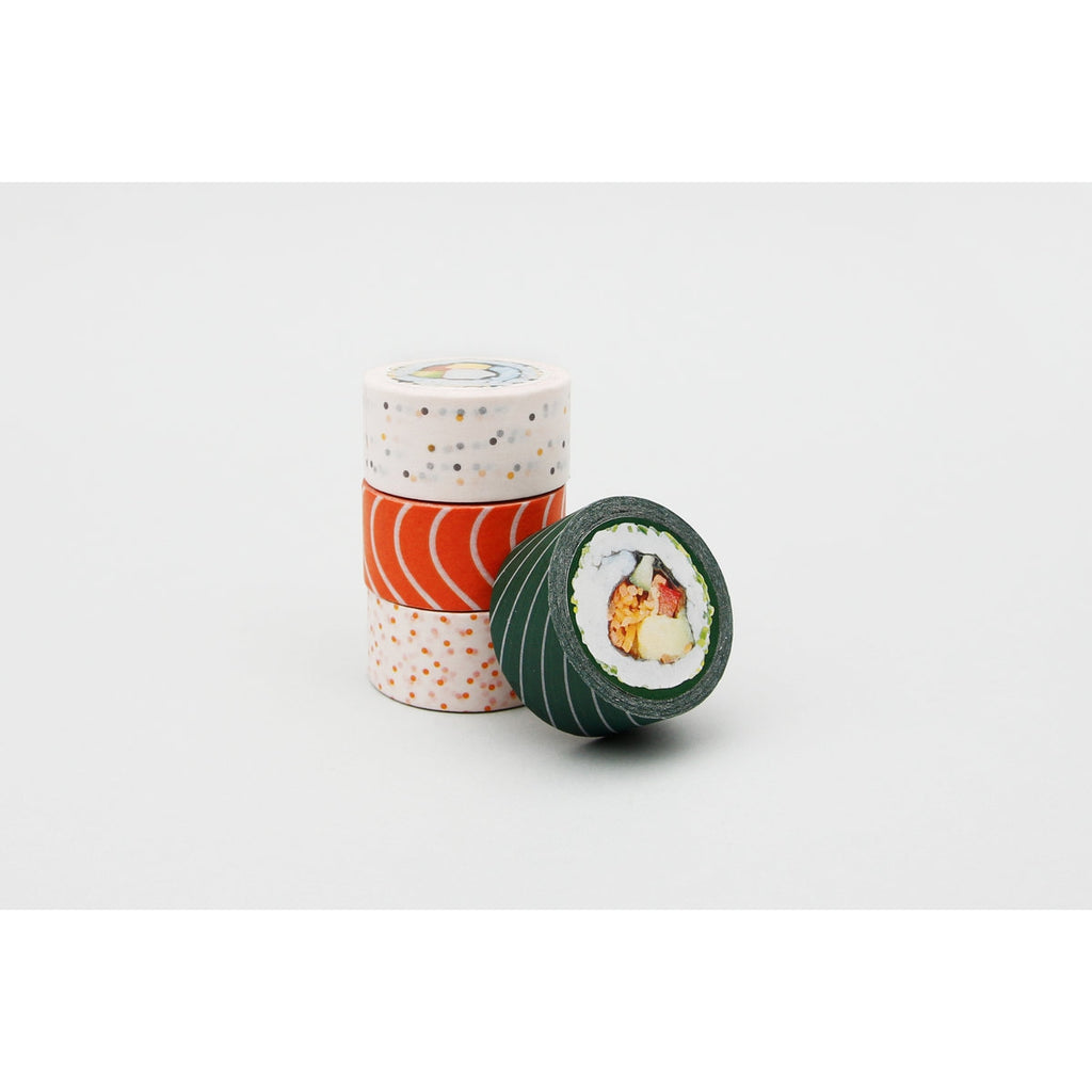 Sushi Washi Tape Set