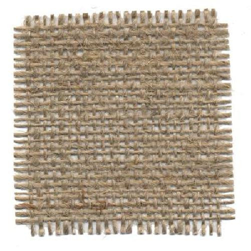 Natural Rug Hessian 100cm Wide Fred Aldous