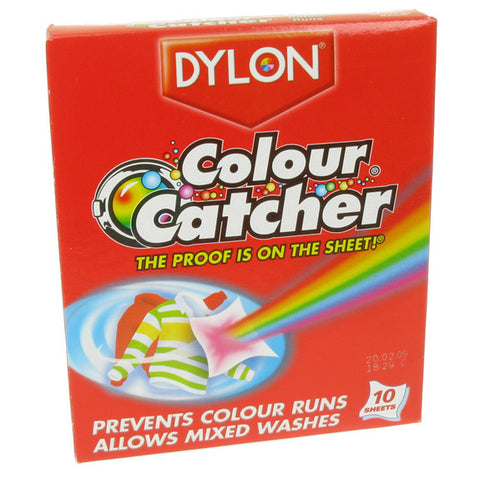 Dylon Colour Catcher Sheets - 12pk